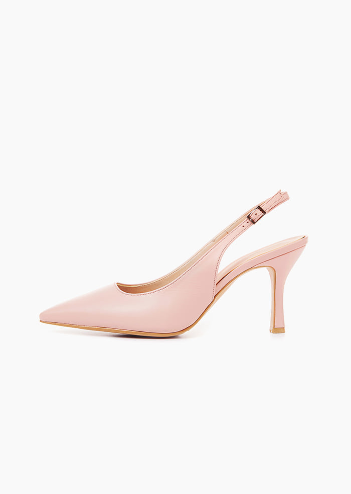 Grace Slingback (Light Pink)