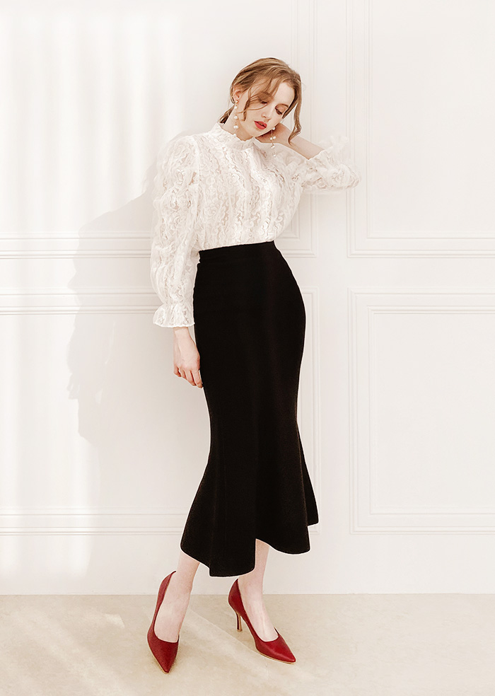 Allure Skirt (Black)