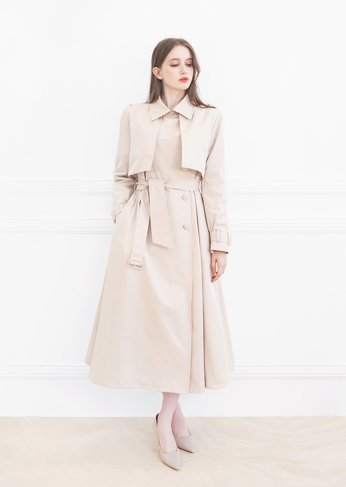 Trench Long Coat