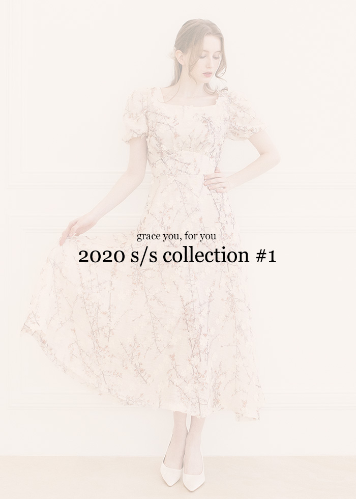 2020 S/S Collection #1