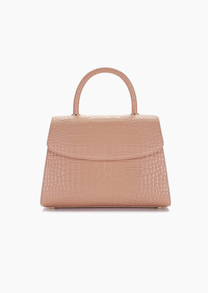 Grace Plie Bag (Pink)