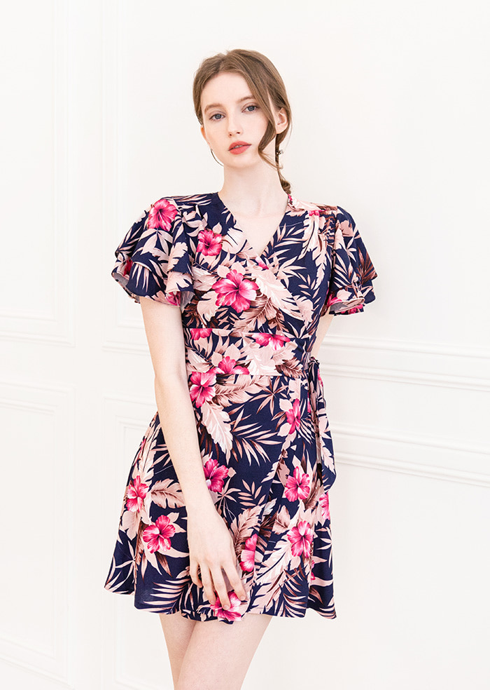 Lala Flower Mini One-piece